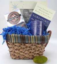 Sympathy baskets for men